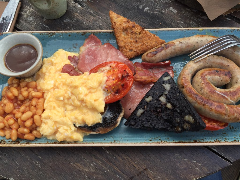 Fry Up at Star Inn the City, York