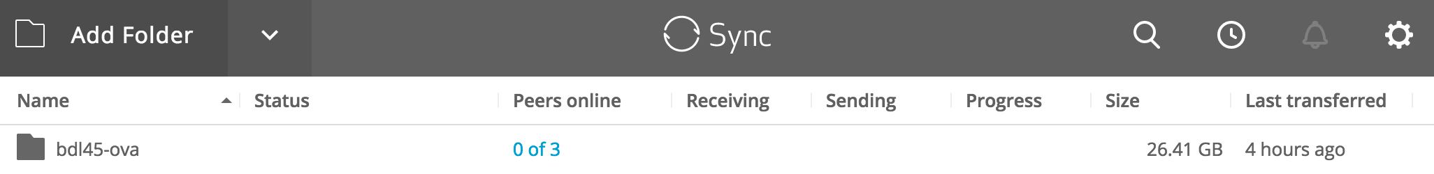 Running a Docker Container on Proxmox for BitTorrent Sync